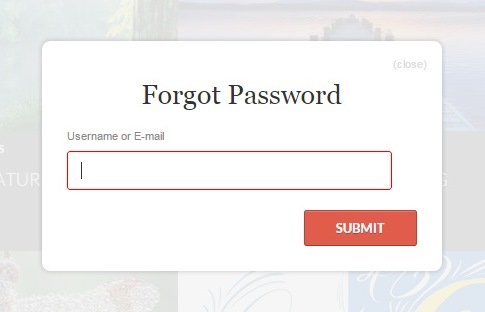Forgot Password with AJAX in WordPress Login and Register