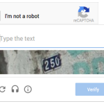 Google New reCaptcha using PHP – Are you a Robot?