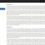Bootstrap 3 sidebar nav fixed – responsive affix full example