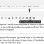 Show Summaries or Excerpts to WordPress Pages and Feed
